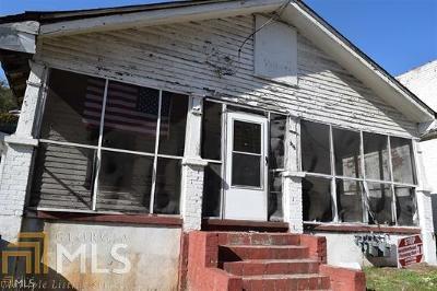 Multi Family Home New: 215 Joseph E Lowery Blvd SW