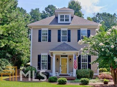 Peachtree City GA Single Family Home For Sale: $357,000
