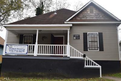 Atlanta Single Family Home New: 810 Parsons St SW