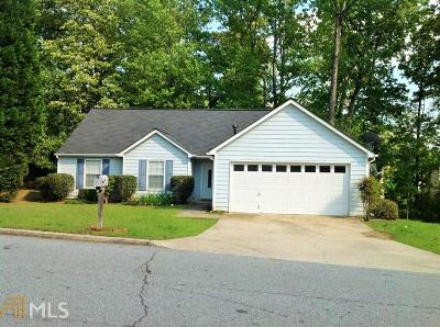 Lithonia Single Family Home New: 616 Fair Harbor Dr #01