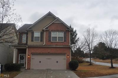 Conyers Single Family Home Under Contract: 2033 Reavis Bluff