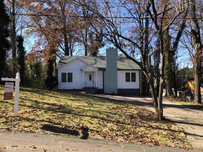 Marietta Single Family Home New: 112 Dogwood Drive