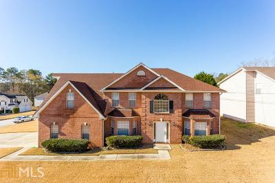 Lithonia Single Family Home New: 1731 Duren Fields Way