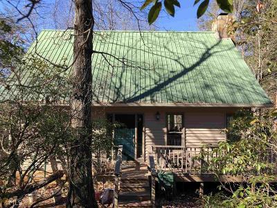 Dawsonville Single Family Home New: 200 Amicalola Woods