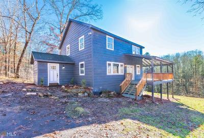 Habersham County Single Family Home New: 300 Chuckwagon Rd