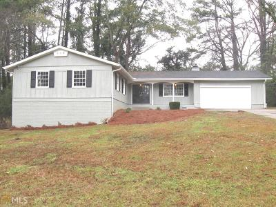 Lithonia Single Family Home New: 3775 Cumberland Way