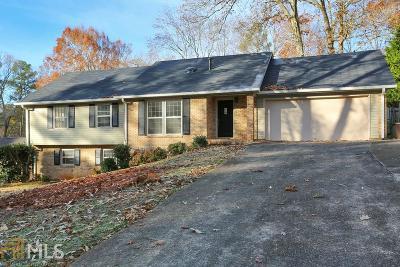 Marietta Single Family Home New: 2671 Lee Ann Drive