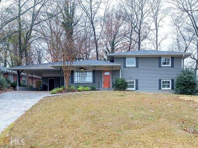 Single Family Home New: 2837 Marlin Dr