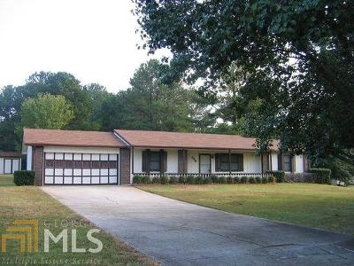 Conyers Single Family Home New: 326 Oglesby Bridge Rd