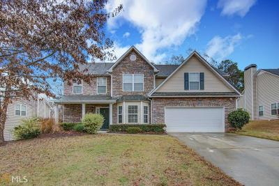 Conyers Single Family Home Under Contract: 1345 River Club Dr