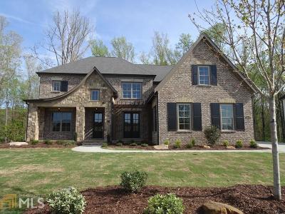 Dawson County, Forsyth County, Gwinnett County, Hall County, Lumpkin County Single Family Home New: 3445 Montebello Pkwy