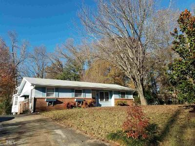 Snellville Single Family Home New: 8356 Norris Lake Rd