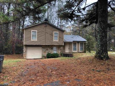 Lithonia Single Family Home New: 3294 Brisbane