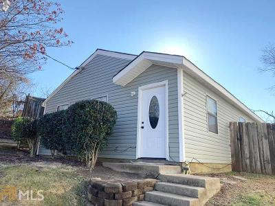 Single Family Home New: 223 Little Street SE