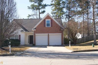 McDonough Single Family Home New: 724 Winbrook Dr #1