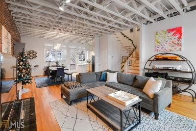 Atlanta Condo/Townhouse New: 229 Peters St #4
