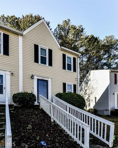 Atlanta Condo/Townhouse New: 3433 Bayshore Dr