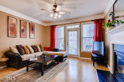 Cobb County Condo/Townhouse New: 3150 Woodwalk Dr #2206