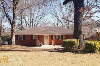 Bremen Single Family Home For Sale: 630 Carrollton St