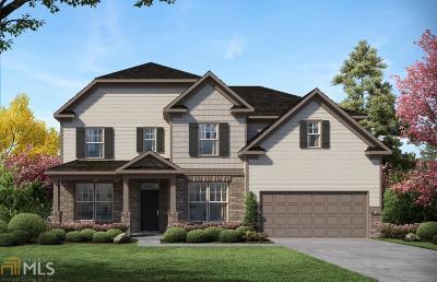 Buford Single Family Home New: 4388 Mantova Dr