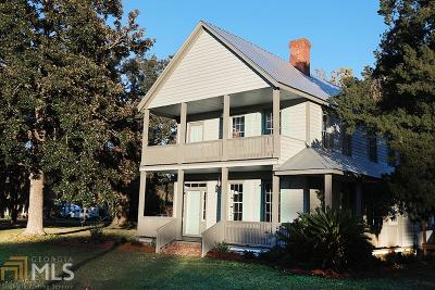 Camden County Single Family Home For Sale: 506 Ready