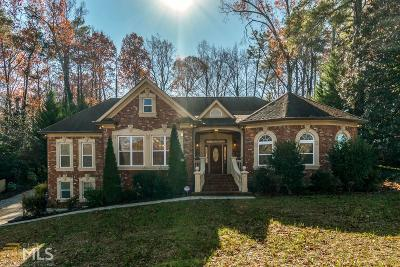 Brookhaven Single Family Home New: 1755 Remington Rd