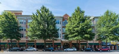 Dekalb County Condo/Townhouse New: 225 E Ponce De Leon Ave #322