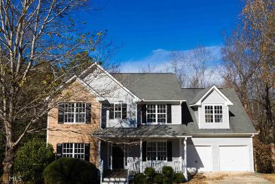 Hiram Single Family Home Under Contract: 24 Augusta Way