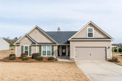 Winder Single Family Home New: 582 Morgans Ridge Ct #17