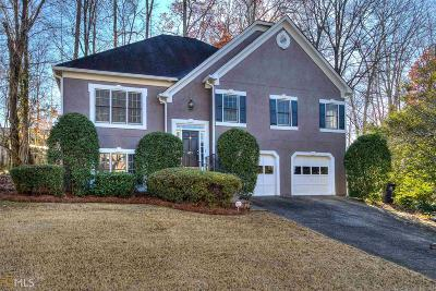 Kennesaw GA Single Family Home Under Contract: $249,000