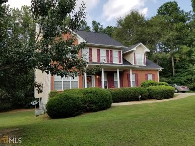 Conyers Single Family Home New: 1009 Alexandria Ln