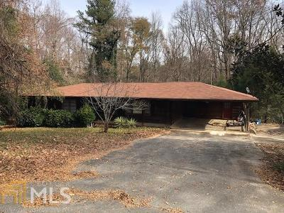 Buford Single Family Home New: 5381 Little Mill Rd
