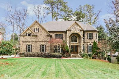 Atlanta Single Family Home New: 2622 Woodwardia