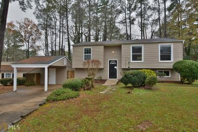 Peachtree City GA Single Family Home Under Contract: $194,900