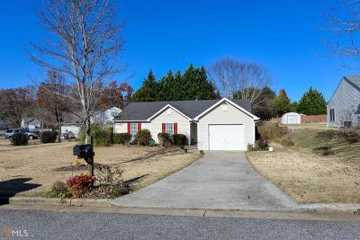 Gwinnett County Single Family Home New: 1170 Hillcrest Glenn Circle