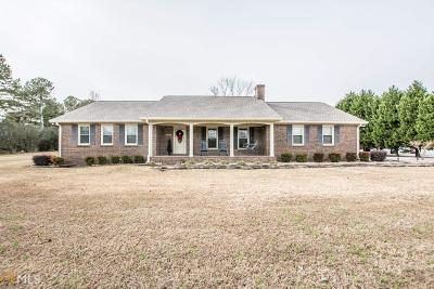Dacula Single Family Home New: 3426 New Hope Rd