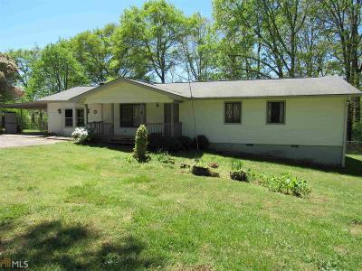 Gainesville Single Family Home New: 4409 Thompson Bridge Rd
