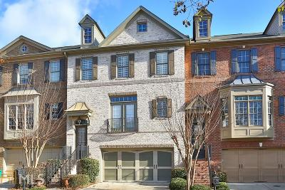 Johns Creek Condo/Townhouse New: 10810 Arlington Pt