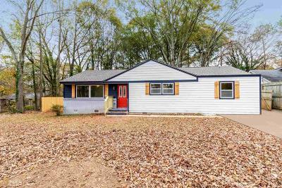 Single Family Home New: 1440 Joy Lane