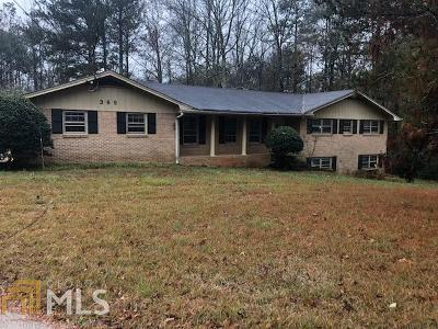 Ellenwood Rental New: 369 Panola Rd