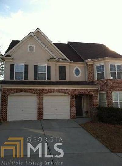 Single Family Home New: 5222 Lakerock Dr