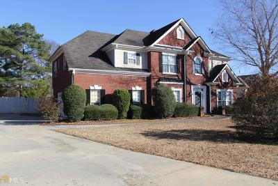Conyers Single Family Home Under Contract: 206 Thorn Berry