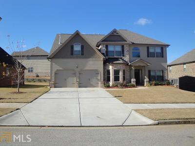 Lithonia Single Family Home New: 7979 White Oak Loop #Pod C