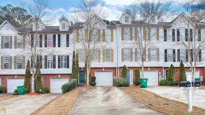 Lithonia GA Condo/Townhouse For Sale: $123,200