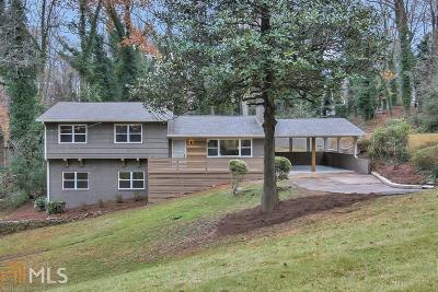 Single Family Home New: 2372 Bolling Brook Dr SW