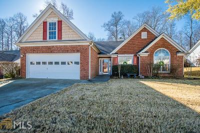 Buford Single Family Home New: 2670 General Lee Way #2