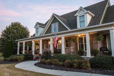 Oxford Single Family Home New: 510 Oak Ridge Dr