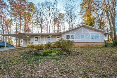 Lawrenceville Single Family Home New: 277 Prince Anthony Dr