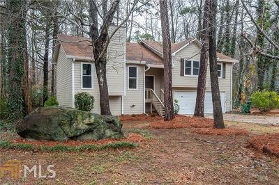 Woodstock Single Family Home New: 112 Remington Ct