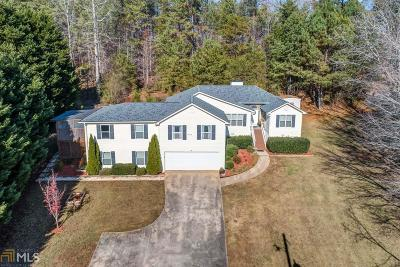 Gainesville Single Family Home New: 3322 Banks Mountain Dr